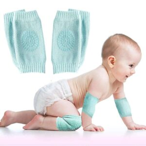 Baby Knee Pads Crawling Protractor